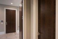 MODERN INTERIOR DOORS, Wood Veneer Solid Core, Custom ...