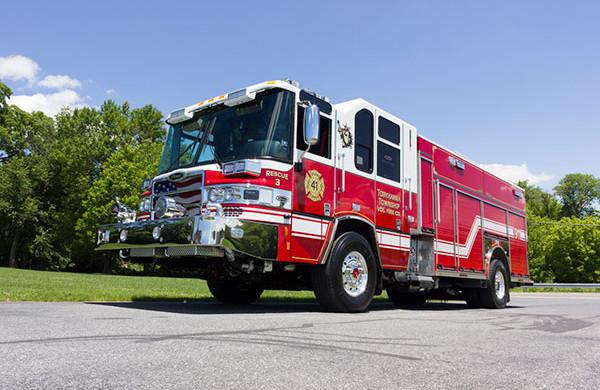 Pierce Fire Trucks Apparatus Dealers - Glick Fire Equipment