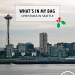 whats in my bag seattle