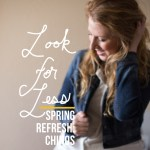 spring fashion look for less