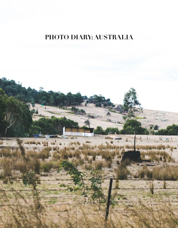 photo diary australia