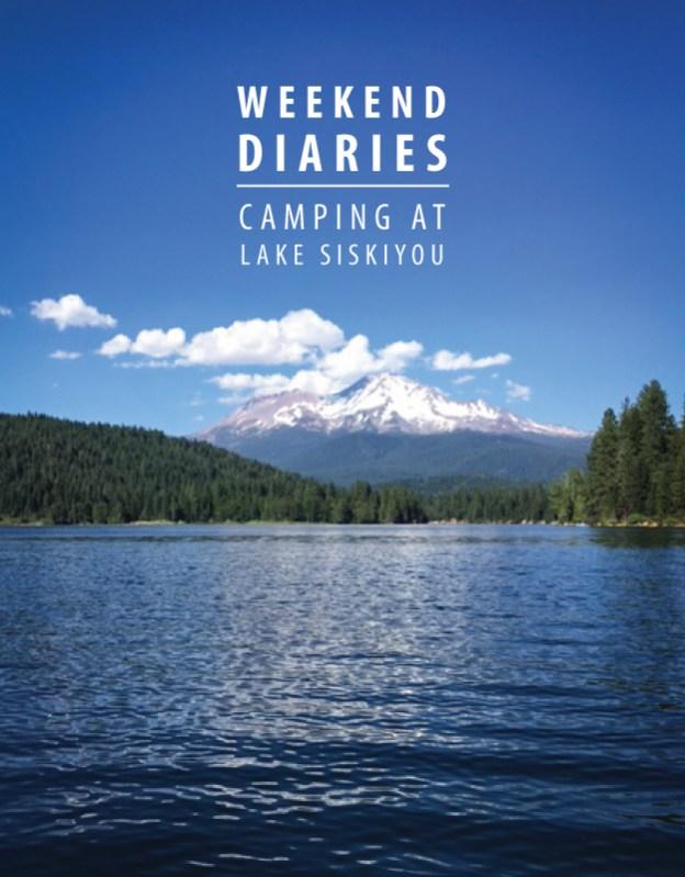 camping lake siskiyou