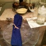 a thursday night dinner party