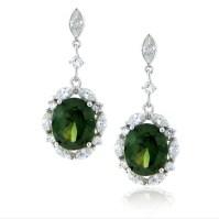 Green Diamonds |Precious Stones Emerald |Gems Jewelry