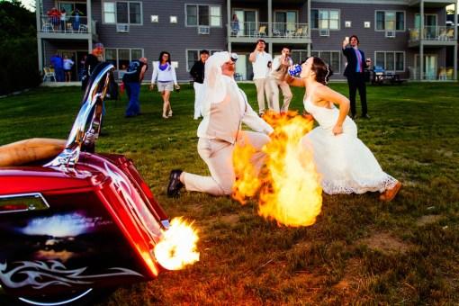 Carissa & Paul's Steele Hill Resort Wedding