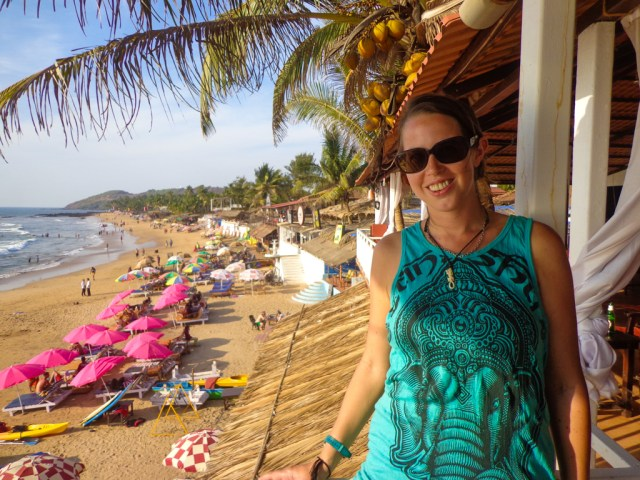 On Anjuna Beach, after living here for a few months I'm often asked for hotel recommendations - now with Yonderbound this makes it easy and rewarding!