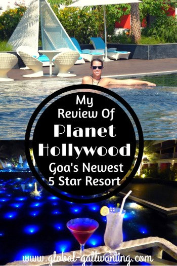 My Review of Planet Hollywood Goa