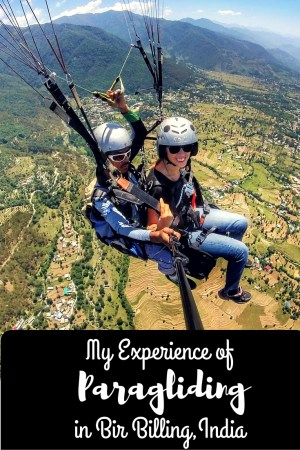 My Experience of Paragliding in Bir Billing, Himachal Pradesh, India