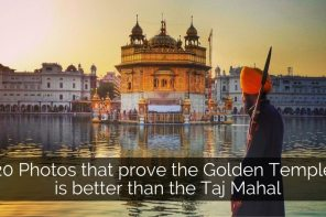 20 Photos that show why the Golden Temple is better than the Taj Mahal