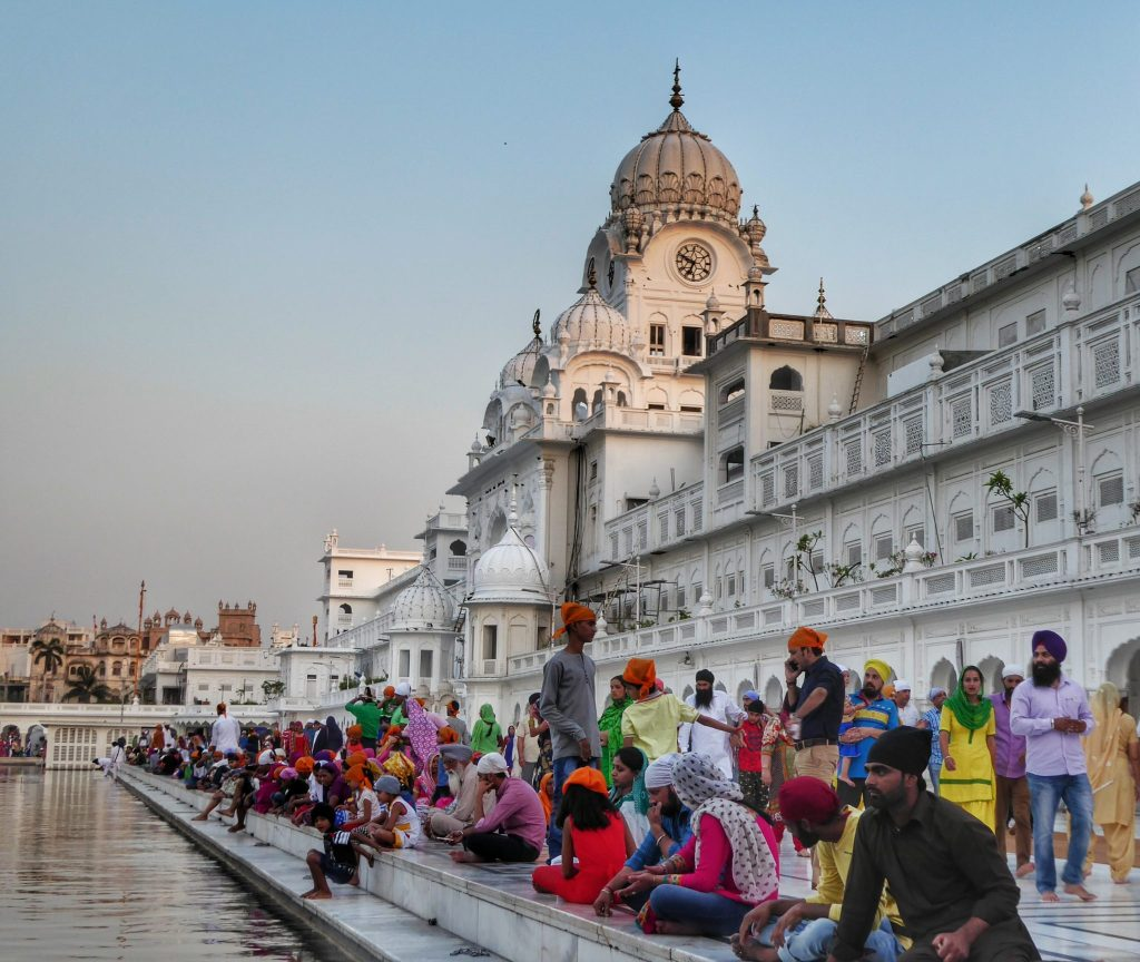 essay on visit to golden temple