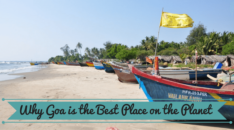 It's Better in Goa – 10 Reasons why Goa is the Best Place on the Planet