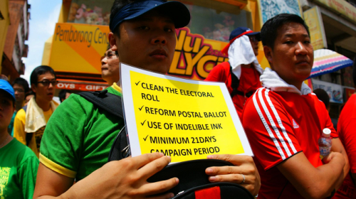 Global Bersih Calls On Malaysian Senators To Reject National Security Council Bill 2015