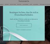 Tiffany: The best luxury website of 2016