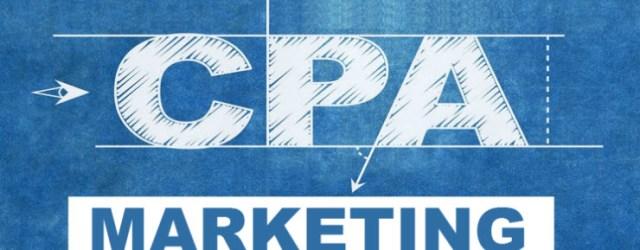 cpa affiliate marketing