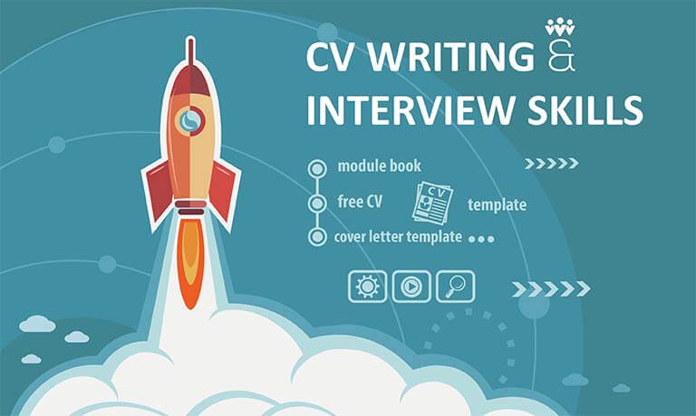 CV Writing and Interview Skills Training Course with Certification