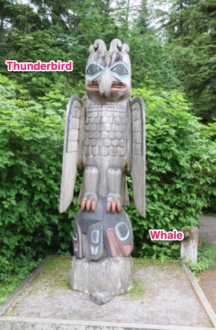 The Whale and Thunderbird
