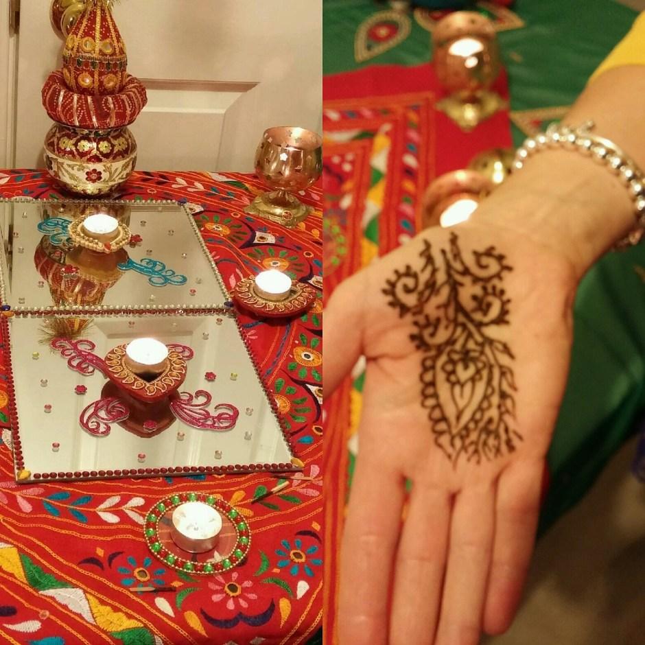 Beautiful Henna - thanks Hillary!
