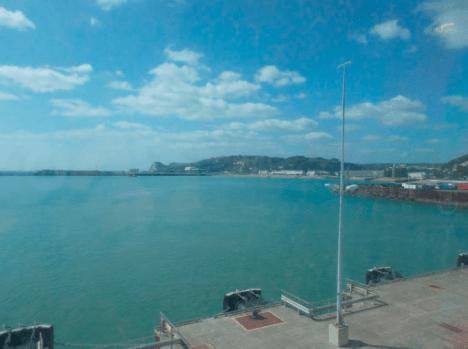 The port