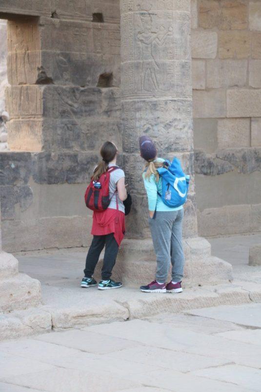 Exploring the different columns.