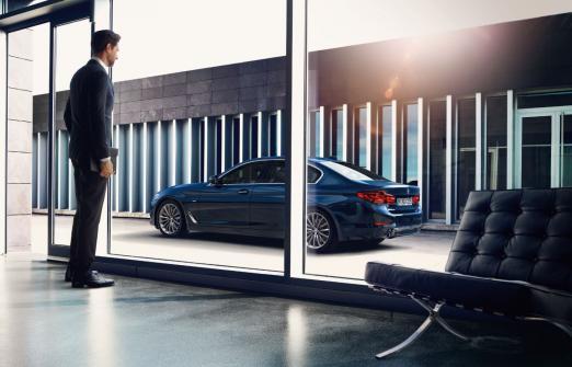 BMW International Corporate Sales Global Fleet