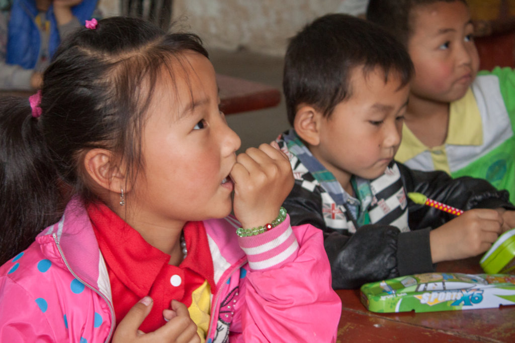 English Education for Rural Children in China - GlobalGiving