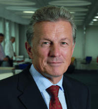 Sir Amyas Morse comptroller and auditor general of the UK's National Audit Office