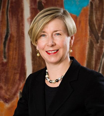 Jane Halton is Secretary of the Department of Finance, Australia