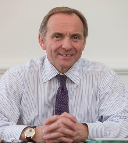 John Manzoni, Chief Executive of the UK Civil Service