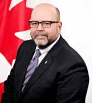 Michel G Vermette, Chief Executive Officer, APEX, the Association of Professional Executives of the Public Service of Canada