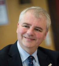 Robert Barrington,  Executive Director of the UK chapter of Transparency International © Gary Lee/Photoshot