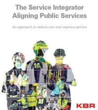 The KBR Service Integrator.  An approach to reduce cost and improve service. Download the report below.