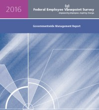USA Federal Employees Viewpoint Survey