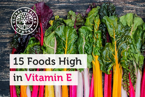 15 Foods With Vitamin E