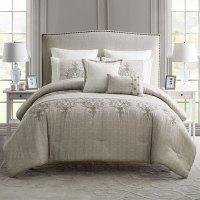 Elegant Home 7 Piece Comforter Set