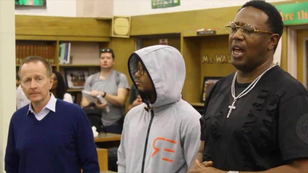 Master P ,Romeo and Vision To Learn Gave Free Eye Glasses to