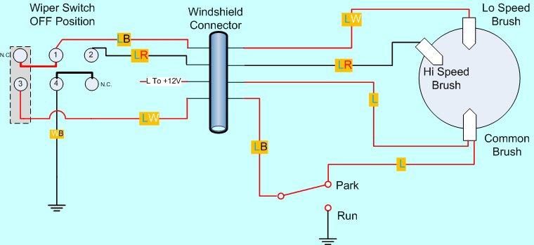 Wiper Switch Diagram - Boeaizmuurbanecologistinfo \u2022