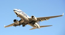Alaska Airlines B737