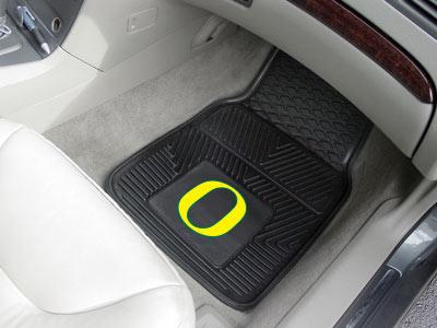 Oregon Ducks Car Mats Oregon Ducks Vinyl Mats Oregon
