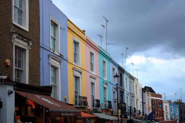 Rues de Notting Hill - Londres