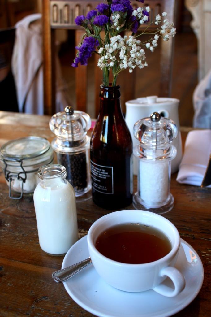 Breakfast chez the Engineer - Primrose Hill - Londres