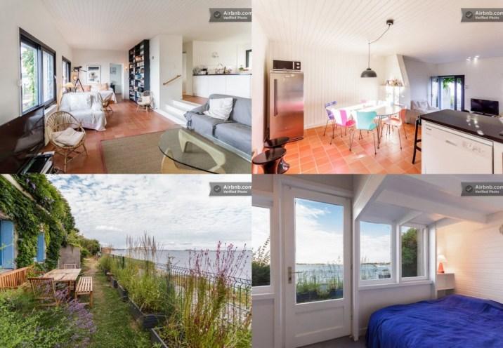 Wish list airbnb 1 sp cial bretagne globe lover - Maison ile aux moines ...