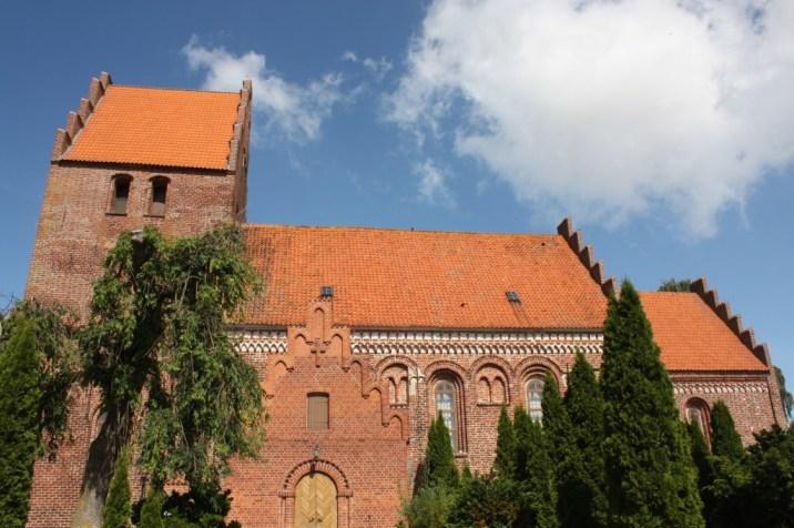 Eglise de Borre - île de Møn - Danemark