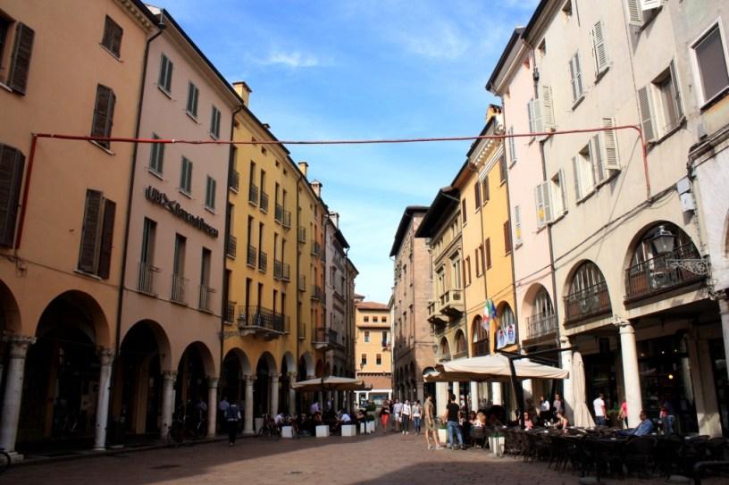Rue de Mantoue - Italie