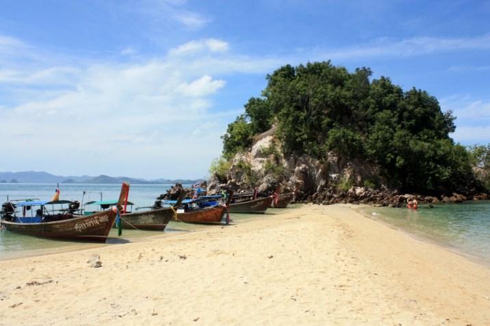 Pause déjeuner - Phang Nga - Thailande