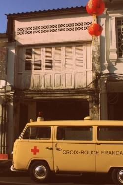 Croix rouge - Phuket