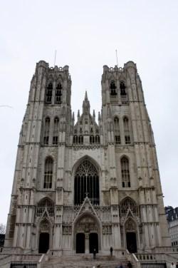 Cathédrale - Bruxelles
