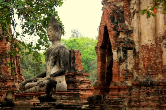 bouddha-profil-ayutthaya-thailande