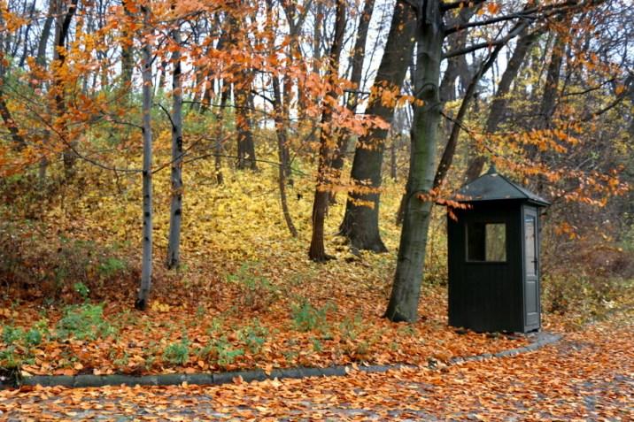 Parc Łazienki - Varsovie