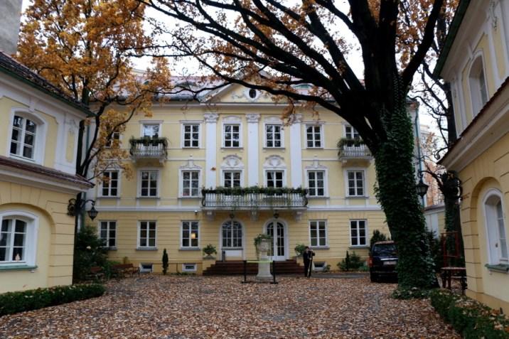 Maison - Varsovie