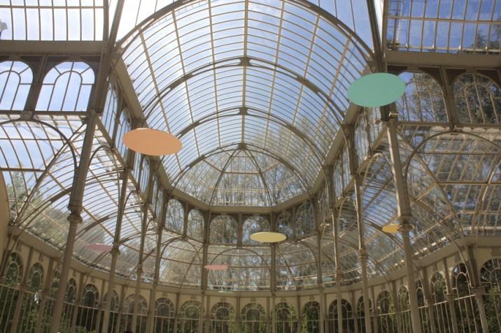 Palais Cristal - Parc Retiro